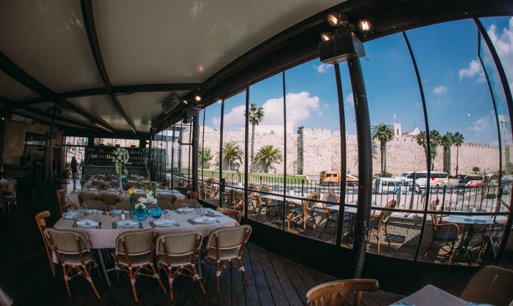 Ресторан Кедма Тель-Авив
